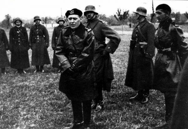 Wasilewski był ulubieńcem Maczka. I trudno się mu dziwić, znając wyczyny tego dowódcy. Na zdjęciu generał Stanisław Maczek w 1938 roku.