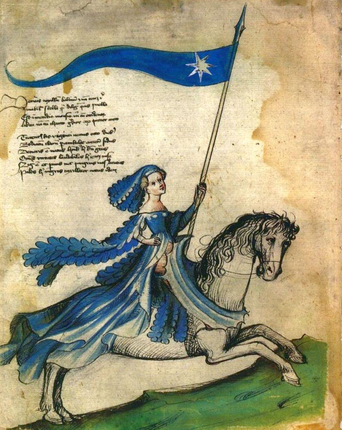 Żoną Władysława III chciała być wdowa po Zygmuncie Luksemburskim, Barbara Cylejska.