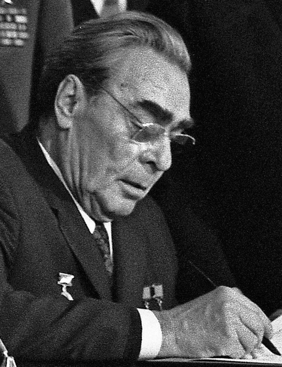 Swoją depeszę przesłał do Watykanu Leonid Breźniew, pierwszy sekretarz Komunistycznej Partii Związku Radzieckiego.