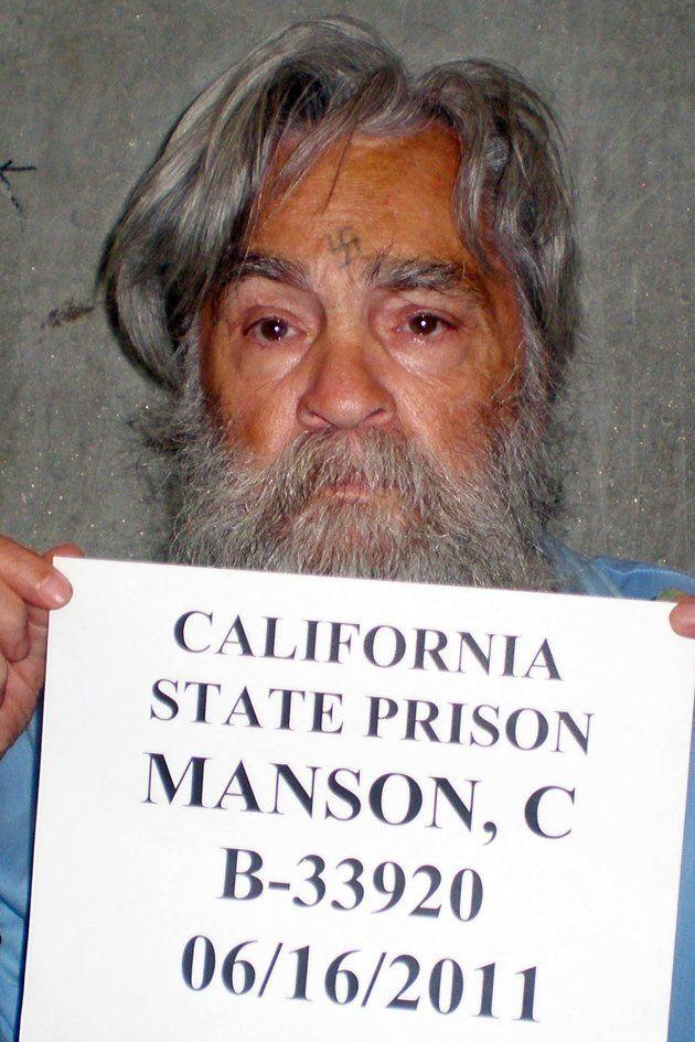 Charles Manson, morderca Sharon Tate cały czas przebywa w więzieniu.