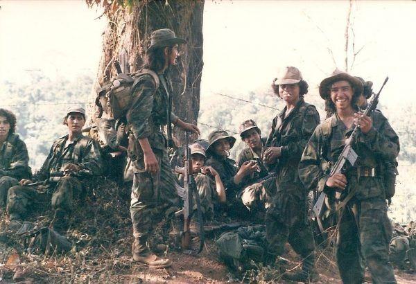 Polska broń trafiła nawet do Nikaragui.