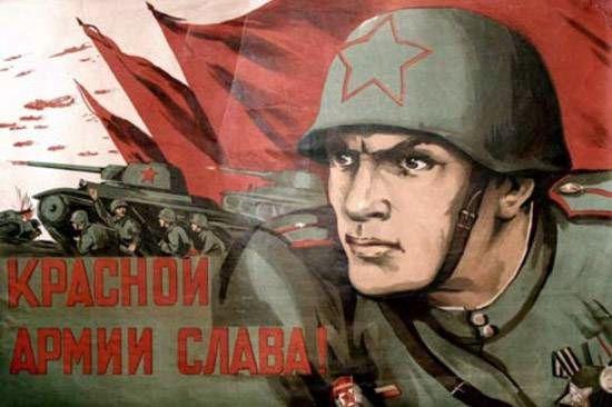 """""""Wyzwalanie"""" Armii Czerwonej nikomu nie kojarzyło się zbyt dobrze. Naturalną reakcją na zagrożenie był śmiech i żarty, które pojawiały się o Sowietach."""