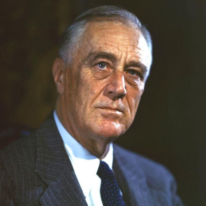 Franklin Delano Roosevelt