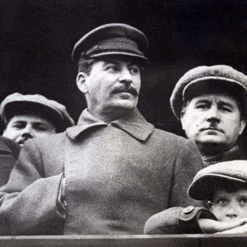 Józef Stalin 1878 1953 Ciekawostkihistorycznepl