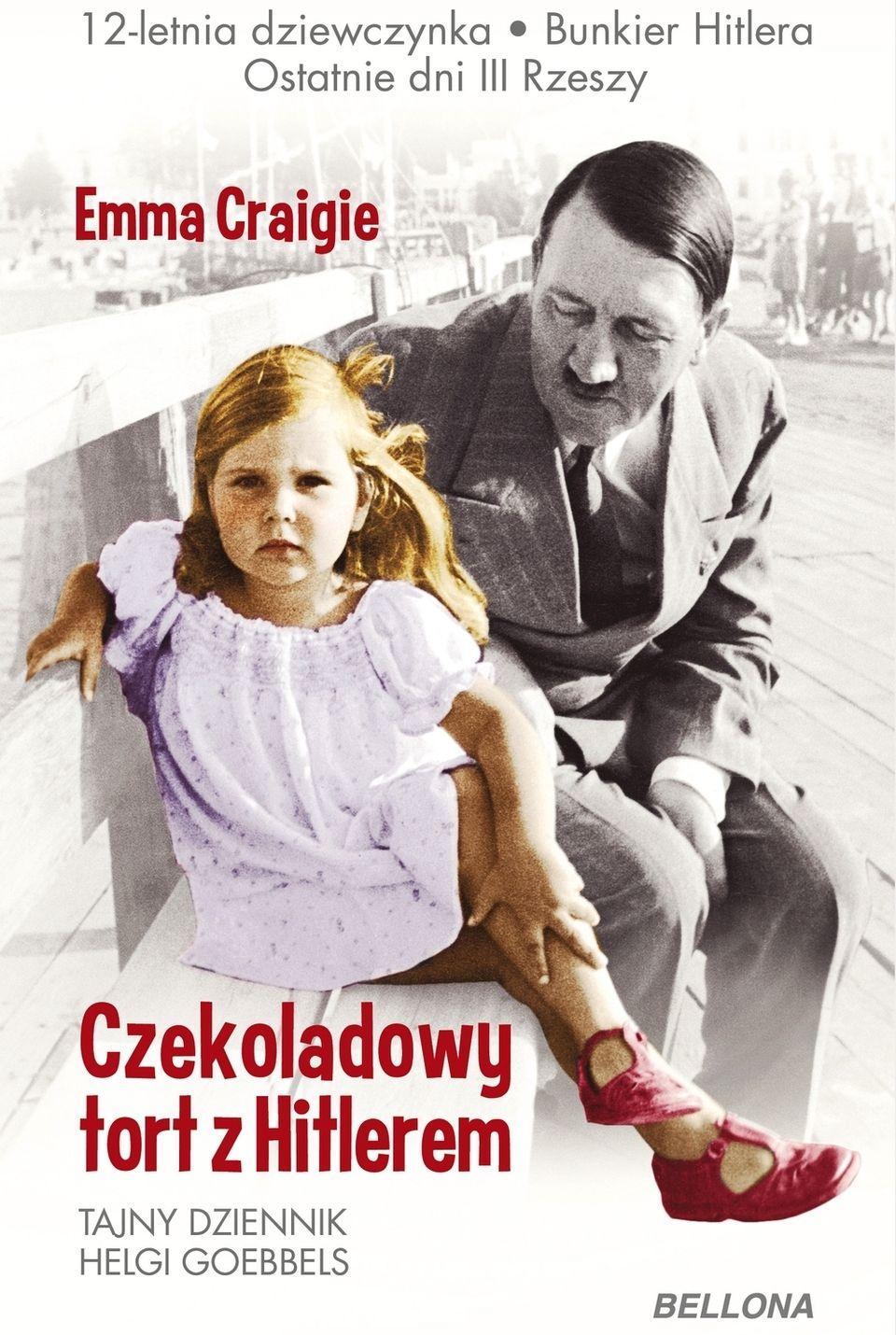 """Inspiracją do napisania artykułu była książka ,,Czekoladowy tort z Hitlerem"""" (Wydawnictwo Bellona 2017)."""
