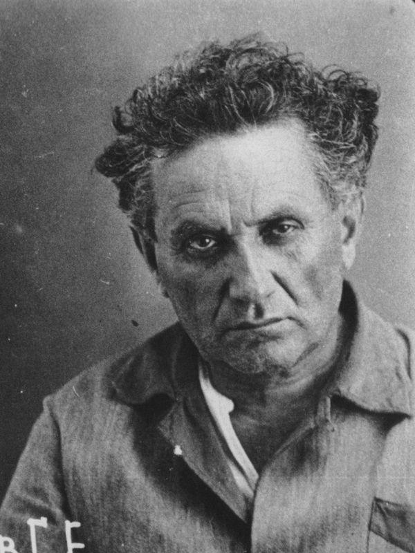 Jedną z ulubionych rozrywek Paukera i Stalina było parodiowanie śmierci Grigorija Zinowjewa (na zdjęciu).
