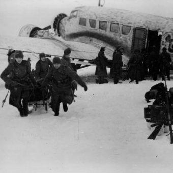 Problem z zaopatrzeniem był jednym z głównych powodów klęski Niemców pod Stalingradem.