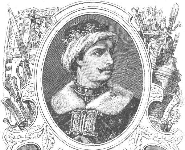Zdaniem Pawła Fijałkowskiego od 1443 roku Władysław III w ogóle nie ukrywał się ze swoim homoseksualizmem. Na ilustracji portret władcy autorstwa Ksawerego Pilatiego.