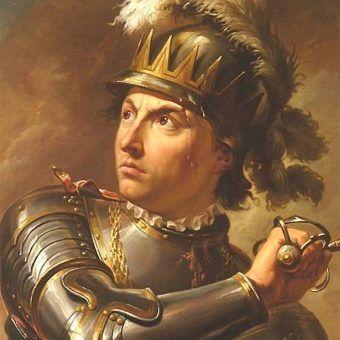 Ile jest prawdy w stwierdzeniu, że Władysław Warneńczyk był gejem? Na ilustracji portret króla pędzla Bacciarellego.