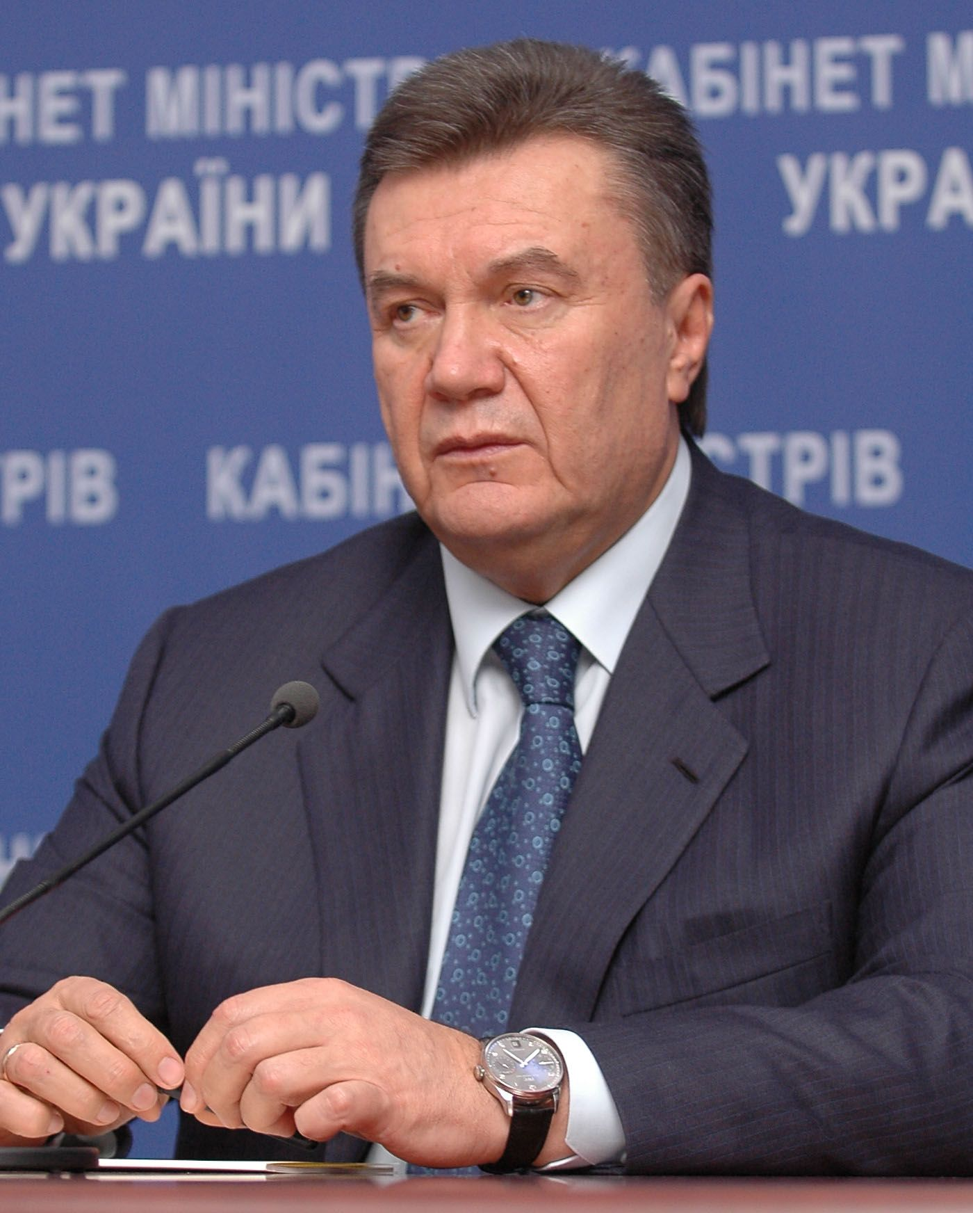 Wiktor Janukowycz miał być człowiekiem, który posłusznie będzie sterował Ukrainą.