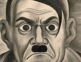 Adolf Hitler swoimi nieprzemyślanymi decyzjami doporwadził do klęski nazistowskich Niemiec.