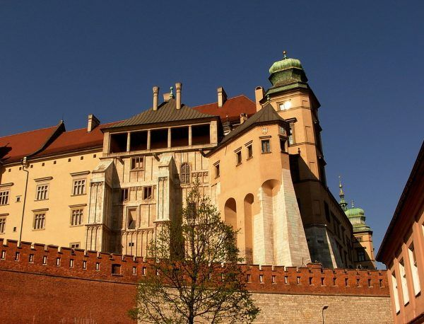 Budowę Kurzej Stopki na Wawelu zawdzięczamy królowi Władysławowi Jagielle.
