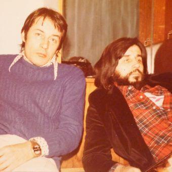 Bezpieka za wszelką cenę chciała zdobyć haki na artystów. Na zdjęciu Krzysztof Klenczon i Czesław Niemen.