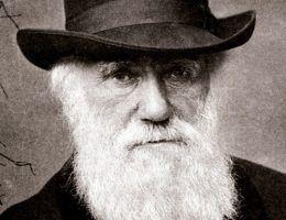 Karol Darwin. Prawdopodobnie najbardziej brodaty spośród naukowców.
