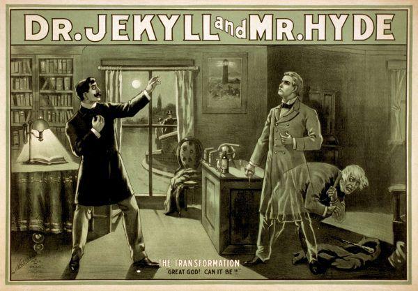 """Nie powinno nas dziwić, że ojczyzną """"Doktora Jekyll'a i pana Hyde'a"""" był XIX wieczny Londyn."""
