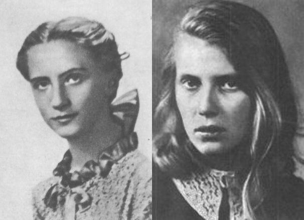 Elżbieta Dziębowska (z lewej) i Anna Zakrzewska (z prawej).