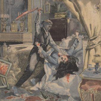 Wiktoriańskie społeczeństwo zaczytywało się w historie zbrodni. Im bardziej krwawo, tym bardziej ekscytująco.