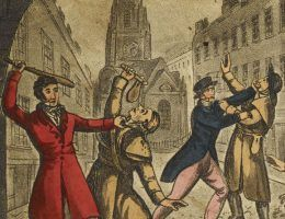 XIX-wieczny Londyn w żadnym razie nie był bezpiecznym miejscem.