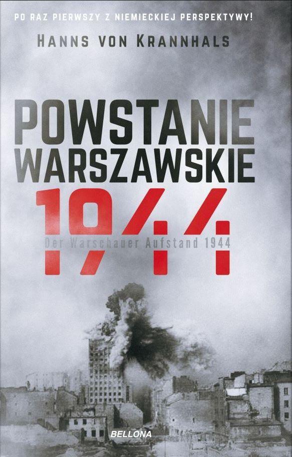 """Artykuł został zainspirowany książką Hannsa von Krannhalsa """"Powstanie Warszawskie 1944"""", w której autor ujawnia nieznane kulisy nazistowski zbrodni na ludności cywilnej warszawy."""