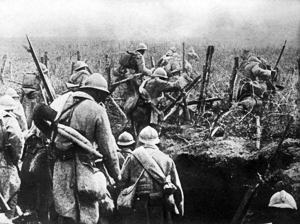 Książka Chevalliera doskonale pokazuje mroczne oblicze I wojny światowej.