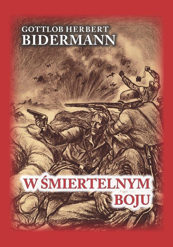 Artykuł został zainspirowany książką Gottloba Herberta Bidermanna W śmiertelnym boju. Pamiętniki niemieckiego żołnierza z frontu wschodniego.