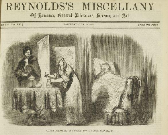 """XIX wiek nie bez kozery bywa nazywany """"złotym wiekiem"""" trucicieli."""