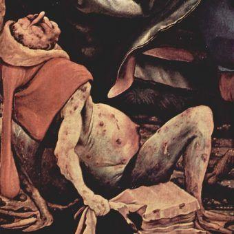 Tak właśnie wyglądali chorzy cierpiący na Ogień Świętego Antoniego - zabójcze schorzenie, które mogła wywołać... kromka chleba.