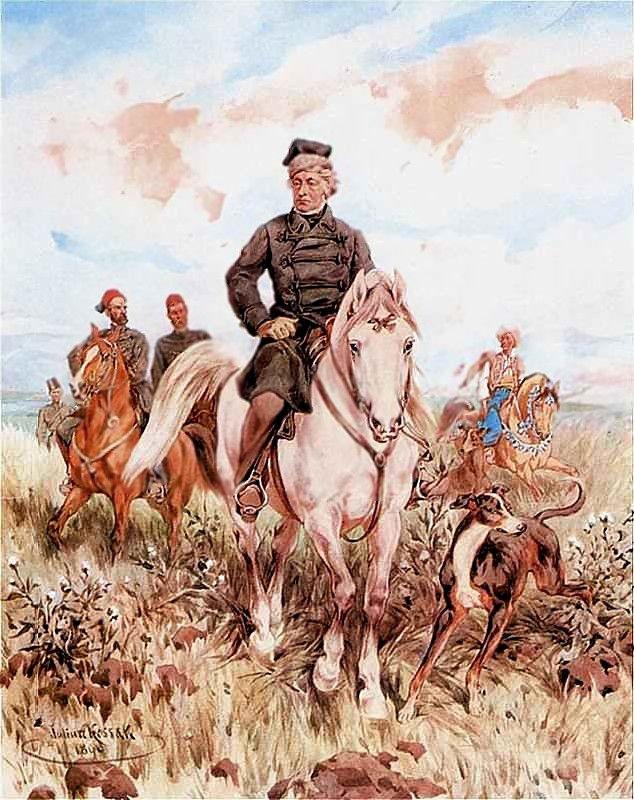 Mickiewicz po śmierci żony i rozstaniu z Xawerą wyjechał do Turcji. Miał tam podobno z Sadykiem paszą formować polskie wojsko. Zmarł jednak w tajemniczych okolicznościach...