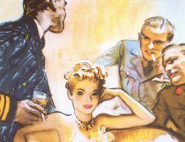 Elizabeth Pack bez skrupułów wykorzystywała swoja urodę, aby zdobyć interesujące ją informacje.