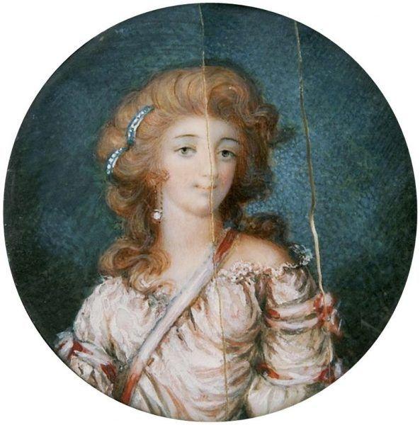 Mimo trawiącej ją choroby nowotworowej, Wittowa vel Potocka podobno nie straciła nic ze swojego uroku. Pochowana została obok jednego z najpiękniejszych parków w Europie - założonej specjalnie dla niej, przez zakochanego męża, Sofiówki.