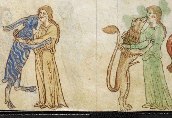 Zoofilia mogła się zacząć od niewinnych buziaków... a skończyć na surowej karze.