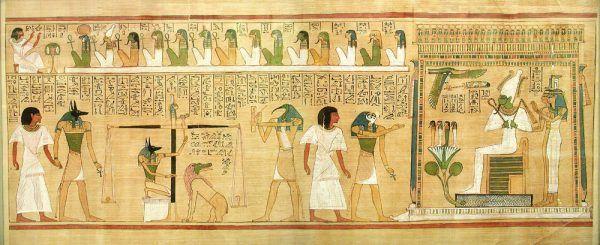 Pośmiertny trybunał Ozyrysa był postrachem starożytnych Egipcjan. Ale prócz obaw wobec sprawiedliwości boskiego sędziego, zanoszono do niego również przyziemne modły o piwo.