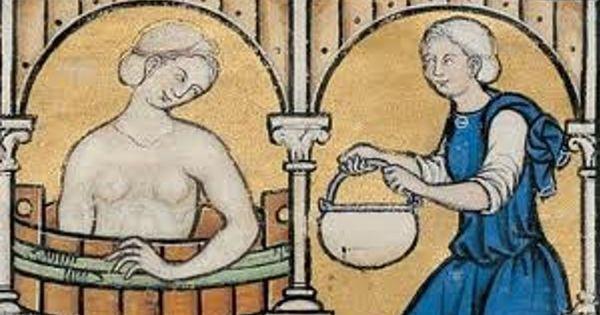 W średniowieczu mogłeś zostać na przykład... łaziebnikiem.