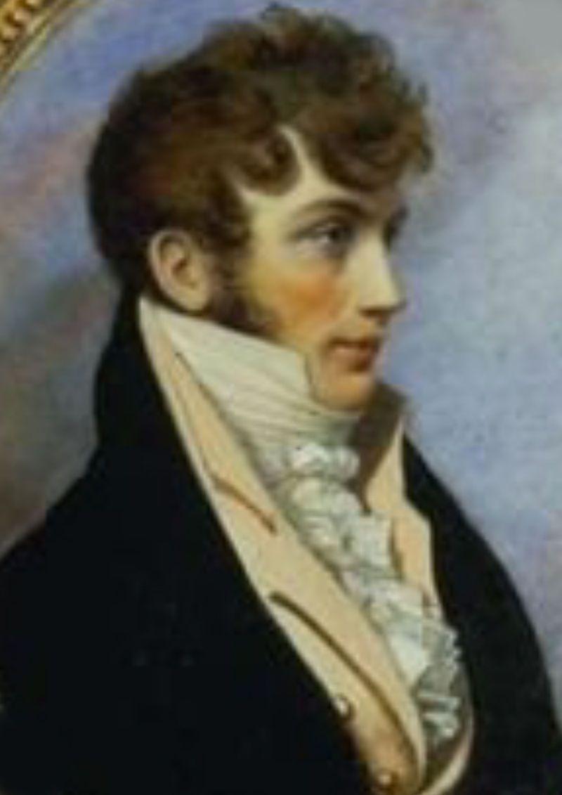 Kierującym tajnym planem, mającym obalić władzę Napoleona, był młody brytyjski dyplomata Beniamin Bathurst. Podczas wojen napoleońskich w 1809 roku zaginął w tajemniczych okolicznościach.