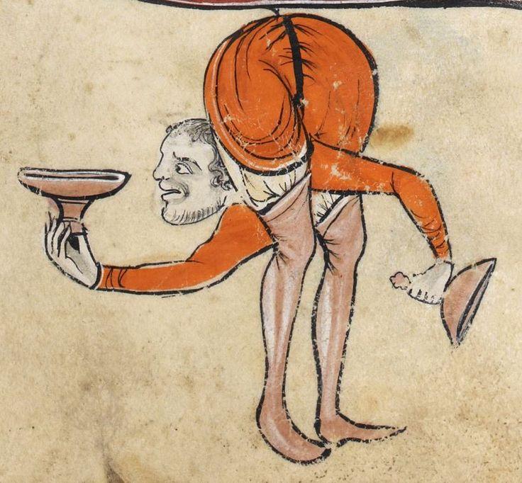 "Co podać?... Psałterz Rutlandów (""The Rutland Psalter""), ok. 1260 r."