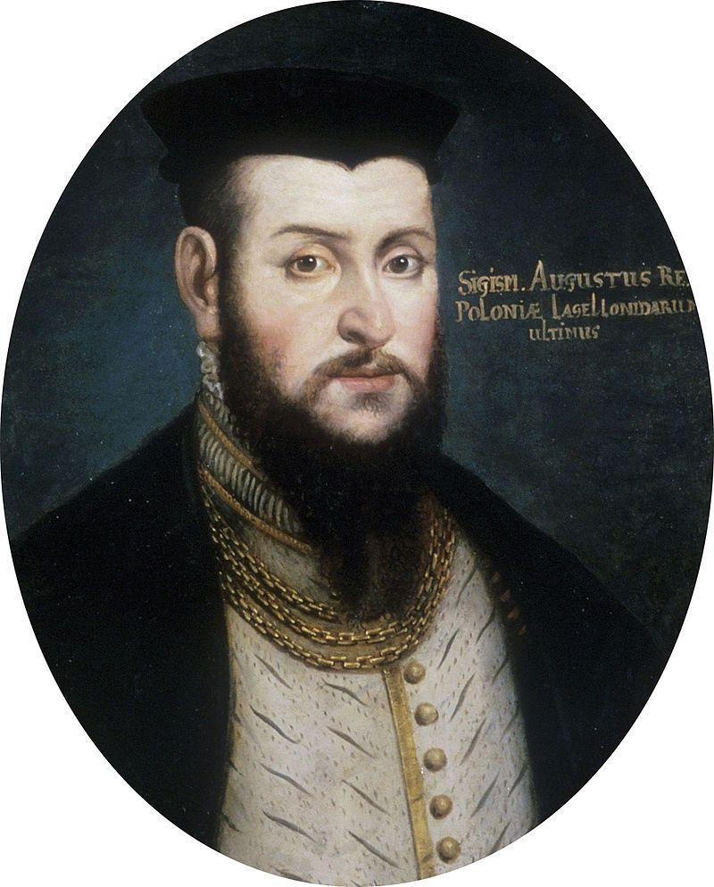 Zygmunt August, zajęty sprawami w kraju, nie reagował na błagalne apele siostry, która skłócona z pasierbem walczyła o resztki godności. Pozostawiona samej sobie, zwróciła się więc o pomoc do cesarza Maksymiliana II.