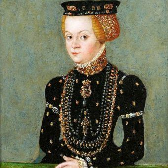 Zofia Jagiellonka uchodziła za najmądrzejszą z córek Bony. Los jej jednak nie oszczędził. Czy którąś z jej sióstr upokorzono równie mocno? Na ilustracji portret Zofii pędzla Lucasa Cranacha Młodszego.