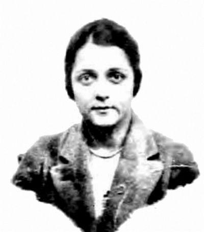 Helen Julia Godman, urodzona 4 grudnia 1888 roku, zmarła prawdopodobnie w roku 1944. Królowa gangu szantażystów.