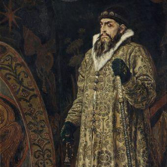 Iwan IV Groźny według Wiktora Wasniecowa.
