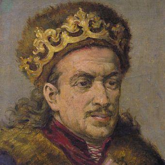 Kazimierz Jagiellończyk według Jana Matejki