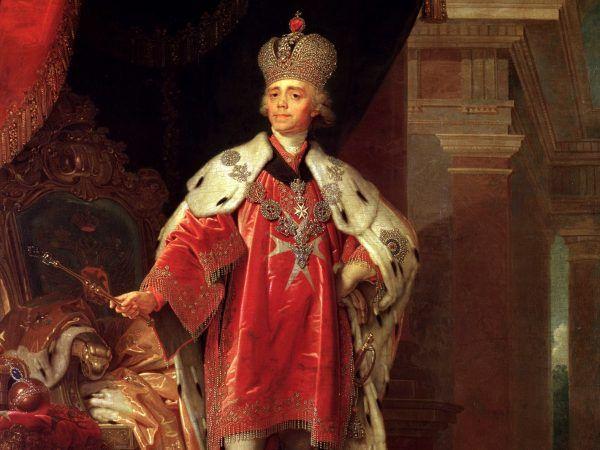 Nawet rosyjski car Paweł I chciał być Polakiem.