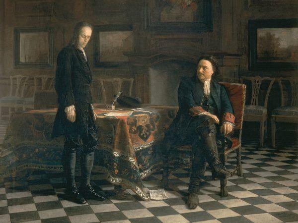 Carewicz Aleksy nie mógł liczyć na ojcowską litość ani łaskę.