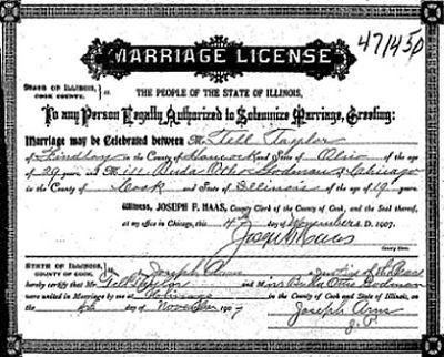Czy możliwe, że jeden papier zdecydował o losie Godman? Zawiedziona młodzieńcza miłość i porzucenie przez męża z pewnością zaważyły na jej późniejszych decyzjach.