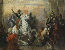 Wjazd Bolesława Chrobrego do Kijowa