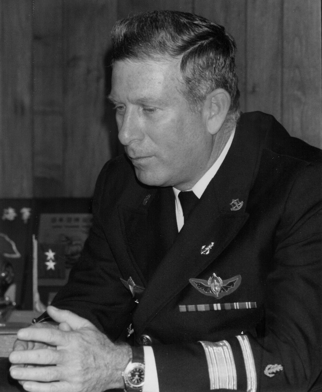 Plan operacji na Zieloną Wyspę opracował izraelski komandor Zeew Almog.