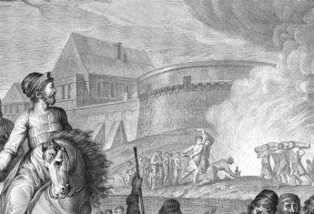 Piastowie pokonanych wrogów sprzedawali z ogromnym zyskiem jako niewolników.