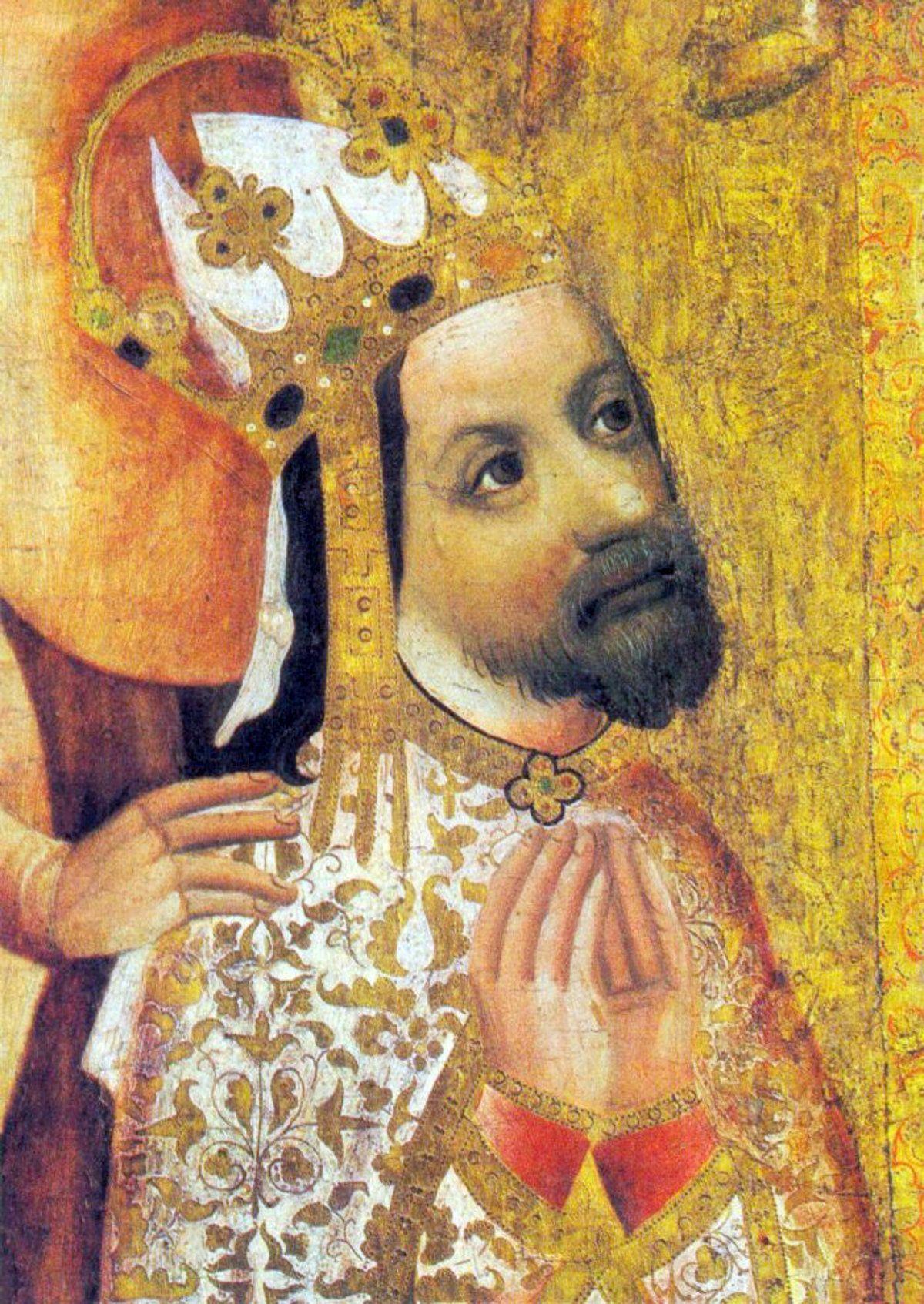 Karol IV Luksemburski. Nie rozumiał, że z pewnymi kobietami nie należy zadzierać...