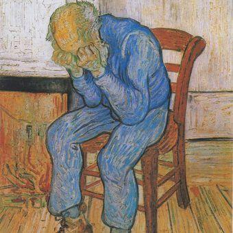 Czytając niektóre wpisy nic tylko siąść i płakać... Nie wiadomo jednak czy ze śmiechu, czy z rozpaczy. Na ilustracji obraz Vincenta van Gogha.