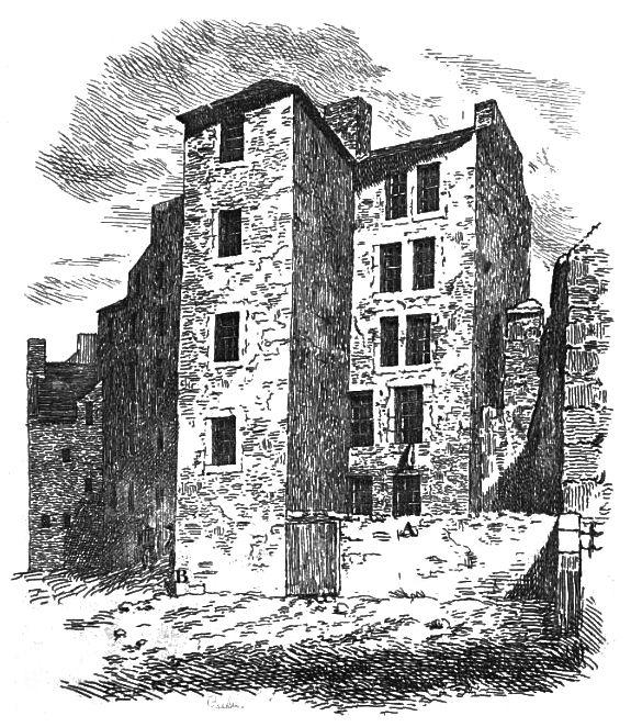 Dom Williama Burke'a w Edynburgu.