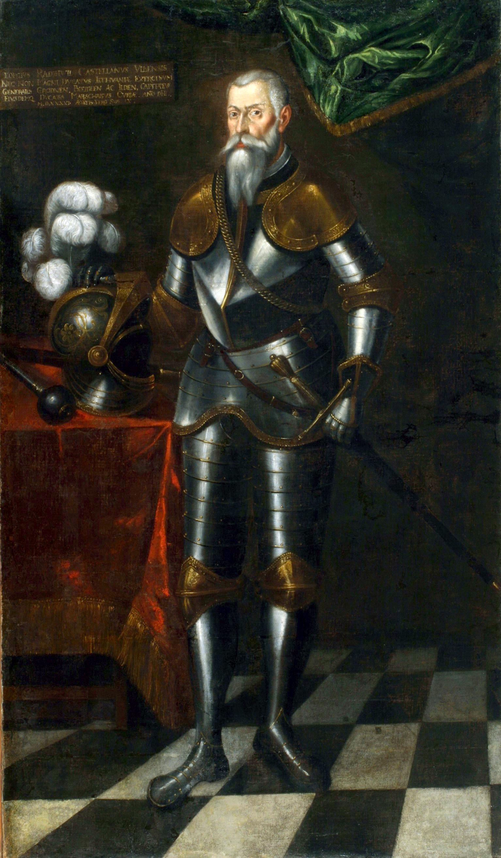 Jerzy Radziwiłł, ojciec Barbary Radziwiłłówny.